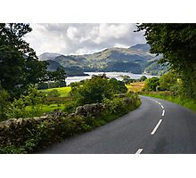 Road to Ullswater Photographic Print