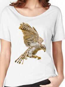 Northern Goshawk Women's Relaxed Fit T-Shirt