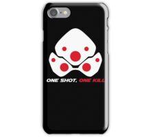 Widowmaker One Shot, One Kill iPhone Case/Skin