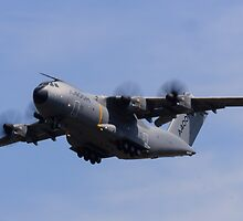 Airbus A400M by TomGreenPhotos