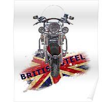 Triumph Thunderbird LT Poster
