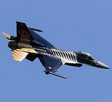 Turkish F-16 by TomGreenPhotos