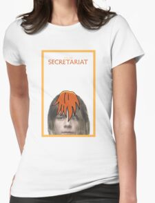 You are Secretariat Womens Fitted T-Shirt