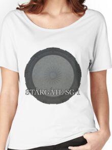 The Stargate - Stargate SG1 Women's Relaxed Fit T-Shirt