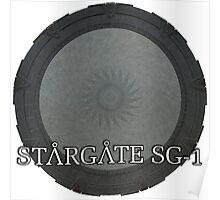 The Stargate - Stargate SG1 Poster