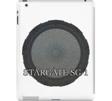 The Stargate - Stargate SG1 iPad Case/Skin