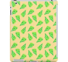 Zombies Like Pizza Too  iPad Case/Skin