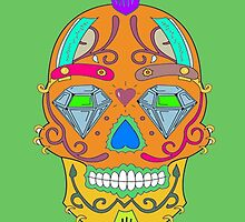 """skull-faced Canadian """"the best"""" by martone1709"""