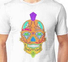 "skull-faced Canadian ""the best"" Unisex T-Shirt"