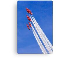 Arrows Vertical Canvas Print