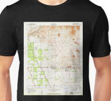 USGS TOPO Map Arizona AZ Buckhorn 310625 1956 24000 Unisex T-Shirt