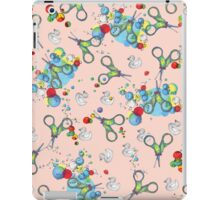 Mr. Scissors iPad Case/Skin