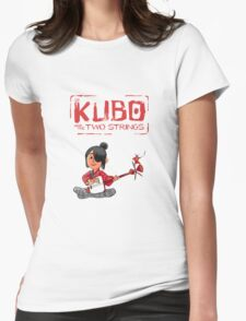 Kubo Movie Womens Fitted T-Shirt
