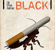 Orange is the New Black - Yoda The Cockroach by Devon Matthias