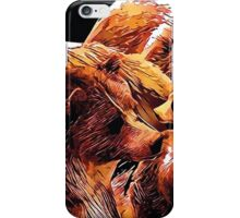 Sleuth of Bears iPhone Case/Skin