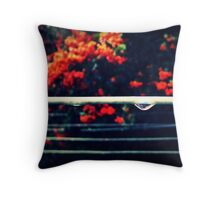 One on the line Throw Pillow