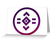 Porter Robinson x Madeon Shelter Logo Greeting Card