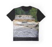 Aysgarth Falls Graphic T-Shirt