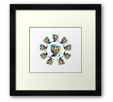 John Denver ~ Pop Art Framed Print