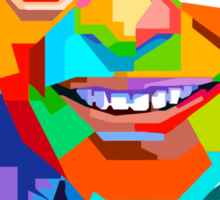 John Denver ~ Pop Art Sticker