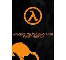 Half Life Black Mesa Photographic Print