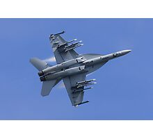 Super Hornet Ventral Photographic Print