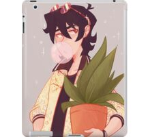 Keith 2k16 iPad Case/Skin