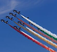Climbing in Formation by TomGreenPhotos