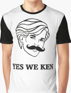 Yes We Ken Graphic T-Shirt