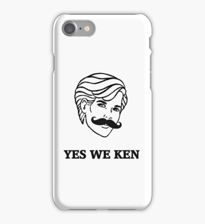 Yes We Ken iPhone Case/Skin
