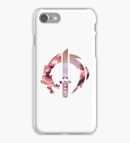 Genji Cherry Blossom iPhone Case/Skin