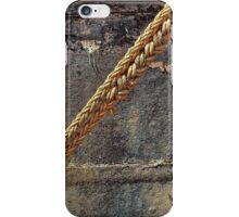 Rusty Rope iPhone Case/Skin