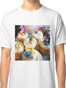Easter Egg Cupcakes Classic T-Shirt