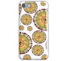 rubber chicken flora iPhone Case/Skin