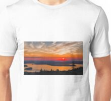 Overlooking Frenchman Bay Unisex T-Shirt