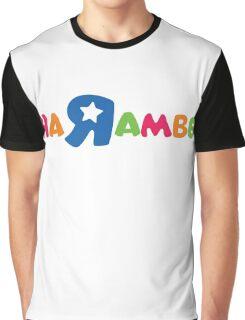 Ha'R'ambe  Graphic T-Shirt