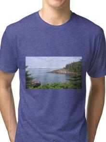 Rocky Inlet Tri-blend T-Shirt