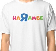 Ha'R'ambe  Classic T-Shirt