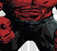 RED RAGE! Sticker