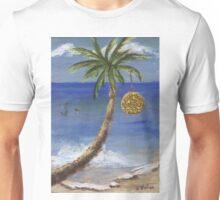 Christmas Palm Tree Unisex T-Shirt
