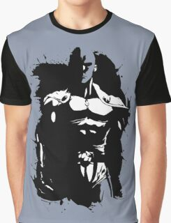 Saitaman Graphic T-Shirt