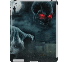 Dark Night - Dead Night - Halloween t-shirts iPad Case/Skin