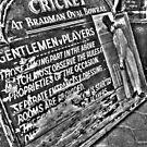Gentlemen v Players. by Ian Ramsay