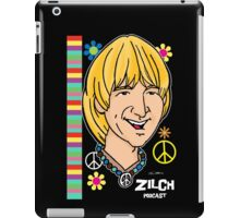 "Zilch Podcast! ""For Pete's Sake"" iPad Case/Skin"