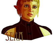 Sera: Gold by miss0aer