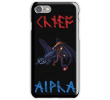 Chief and Alpha iPhone Case/Skin