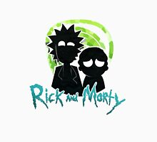 Rick And Morty Silhouatte Unisex T-Shirt