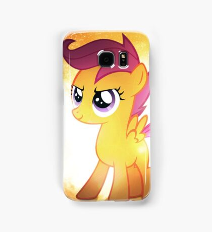 Scootaloo Samsung Galaxy Case/Skin