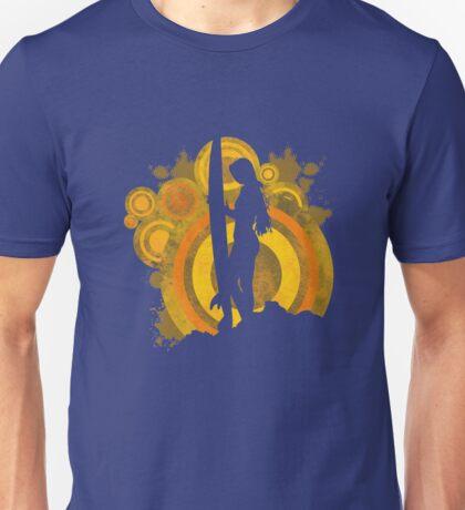 Surfer Girl Unisex T-Shirt