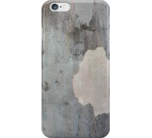 Australian design - Abstract Gum Tree Bark 3 iPhone Case/Skin